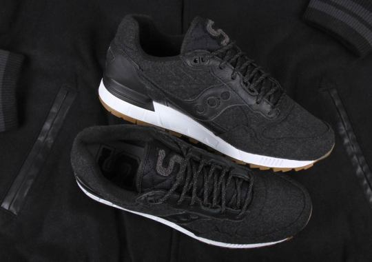 Saucony Goes Back To School With Varsity Letterman Jackets On The Shadow 5000