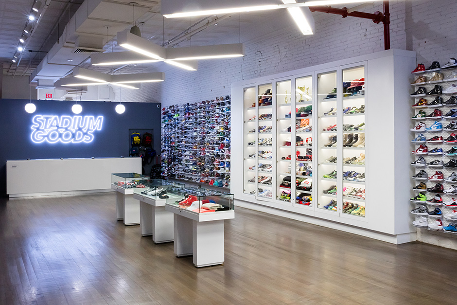 213cccece1 Stadium Goods Raises $4.6 Million to Capitalize on Sneaker Market -  SneakerNews.com