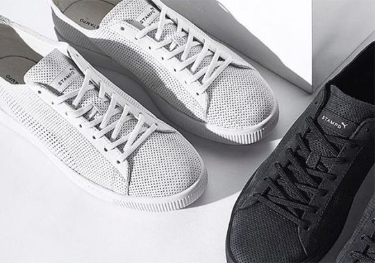 STAMPD And Puma Have Three Clydes Releasing Soon