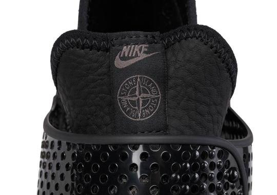 The Stone Island x NikeLab Sock Dart Mid Releases Next Thursday
