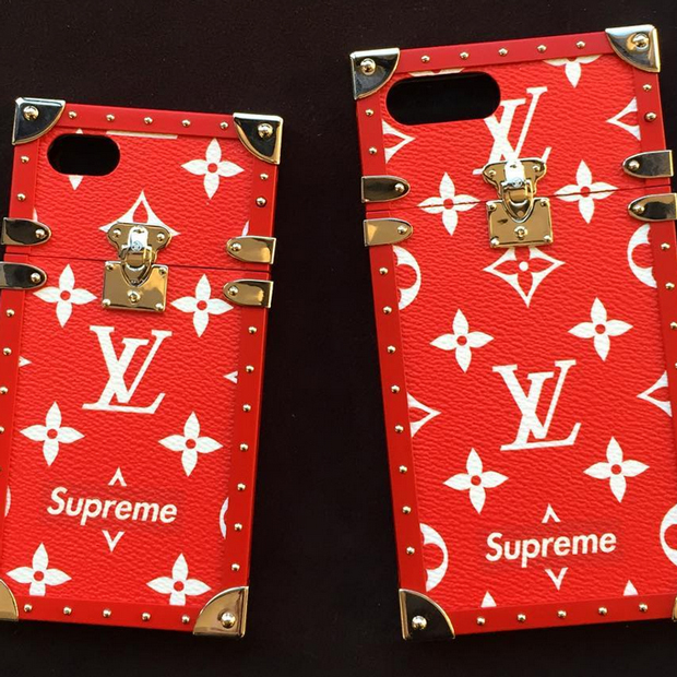 e5ee7448dbe838 Supreme Louis Vuitton LV Shoes - First Look