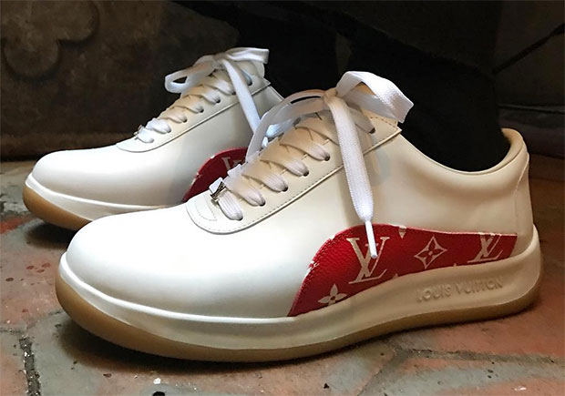 3d487cc982a Supreme And Louis Vuitton Releasing A Sneaker