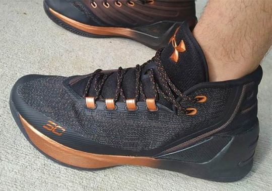 "Under Armour Curry 3 ""All-Star"" Revealed"