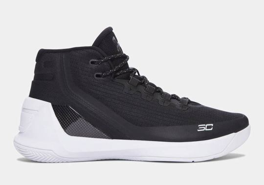 "Steph Curry Has His Own ""Cyber Monday"" Curry 3 Releasing Soon"