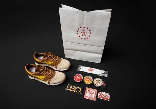Philly's UBIQ Is Dropping A Diadora Collab Inspired By Pat's Cheesesteaks