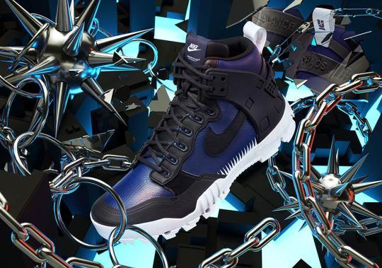 NikeLab And Jun Takashi Combine The Dunk, Jungle Boot, And Air Huarache