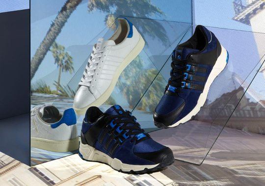 UNDFTD And colette Team Up For The First adidas Consortium Sneaker Exchange Release