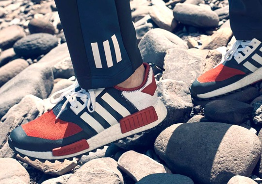 Where To Buy The White Mountaineering x adidas NMD Trail