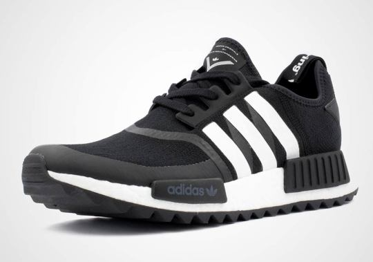 The White Mountaineering x adidas NMD Trail Releases This Weekend