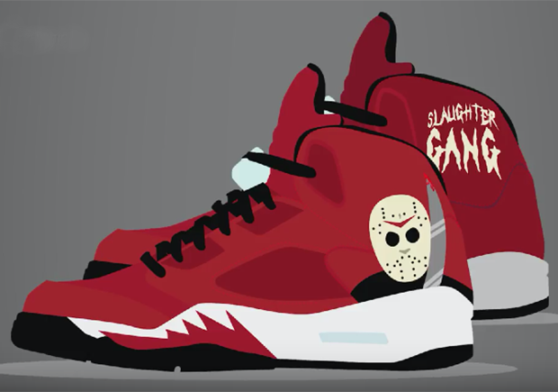 Savage Shoes Jordan