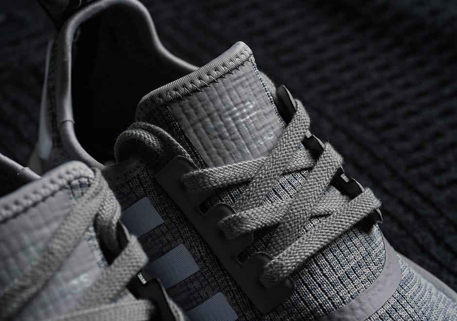 Adidas Originals R1 Nmd - Para Hombre Sólido De Color Gris / Blanco / Blanco RoiLlUtKX
