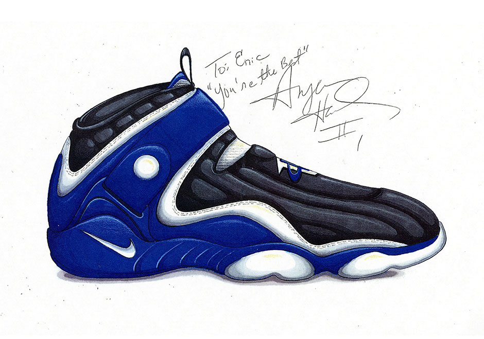 With the Nike Air Penny 4 back on the shelves for another retro run, Nike  SNKRS takes a look back at the history of Penny Hardaway's often underrated  ...