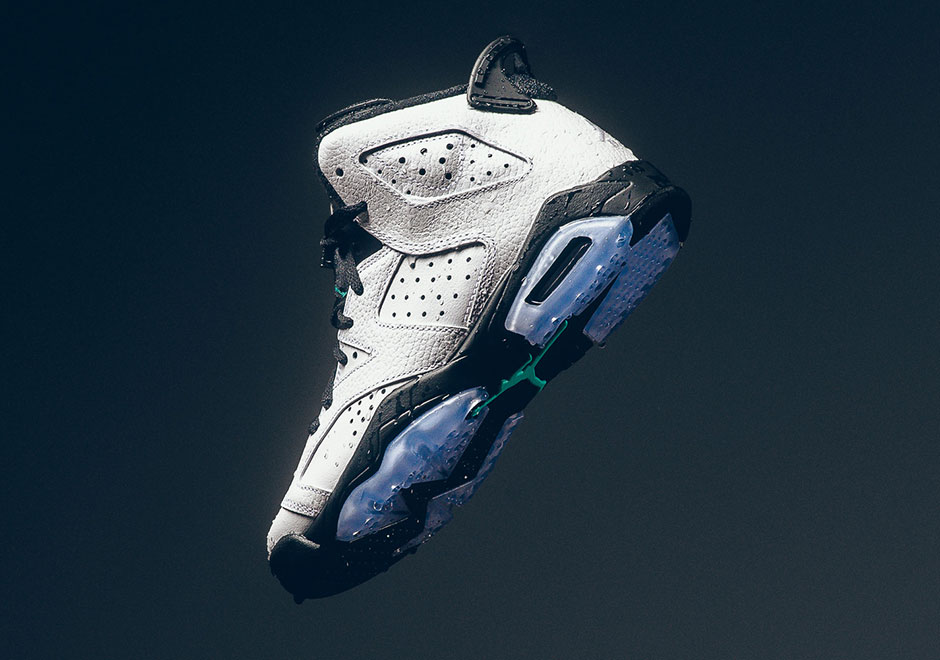 """fd052441c2dc0 Following up the hit """"All-Star"""" colorway of the Air Jordan 6 is another new  colorway"""