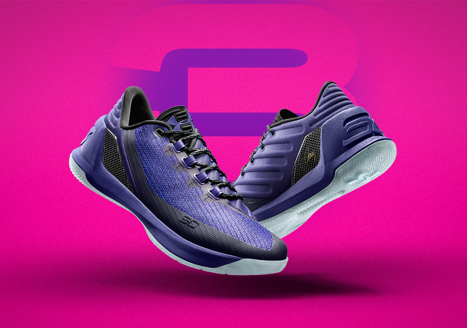 2e690c59146 Under Armour Curry 3 All-Star Collection