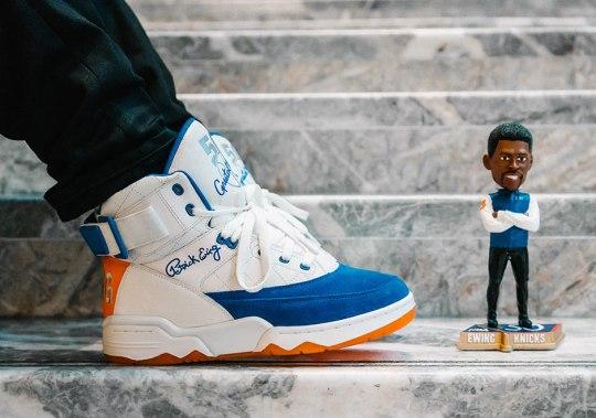 Ewing Athletics Remembers Patrick Ewing's NBA 50 Greatest Honor