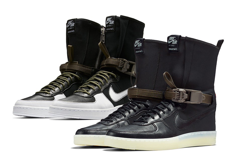 reputable site de278 519d0 ACRONYM x Nike Air Force 1 Downtown Available On Nike Brazil