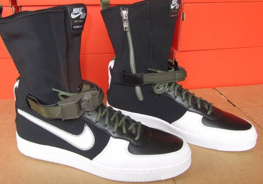 Are These ACRONYM x Nike Air Force 1 Downtown Samples Finally Releasing?