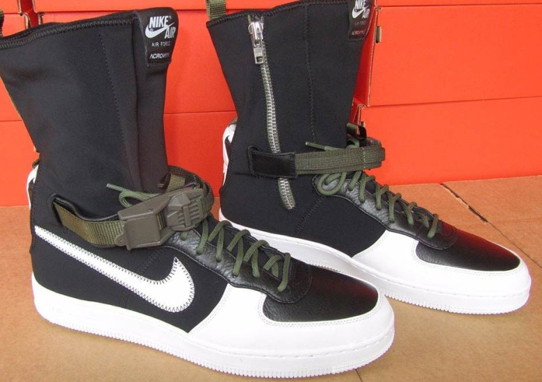 new style 2cc7b e7e09 Are These ACRONYM x Nike Air Force 1 Downtown Samples Finally Releasing