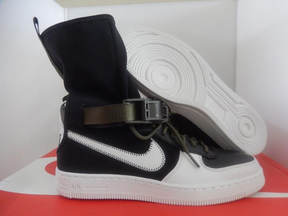 Acronym Nike Air Force 1 Downtown Sample Sneakernews Com