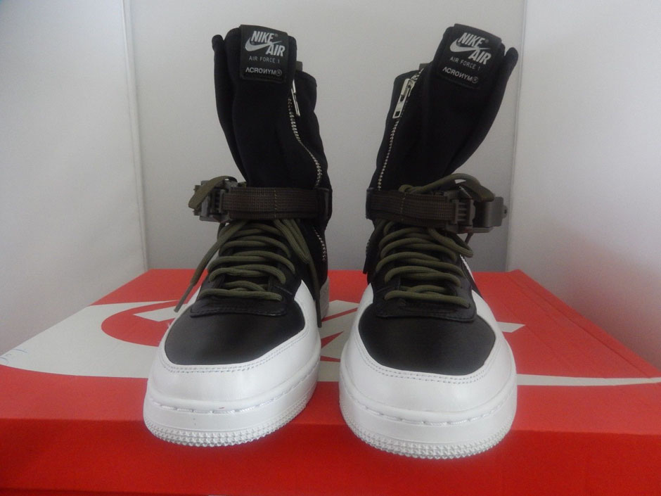 the best attitude 3731e f667a ACRONYM Nike Air Force 1 Downtown Sample | SneakerNews.com