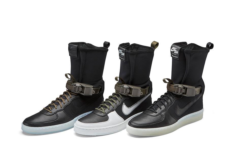 f56092043dc9 ACRONYM Nike Air Force 1 Downtown Release Info