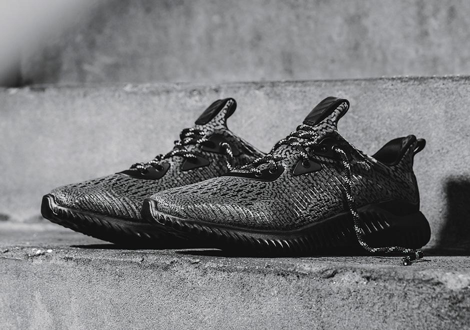 Menns Adidas Alphabounce Aramis Atletisk Sko Y2h7peV