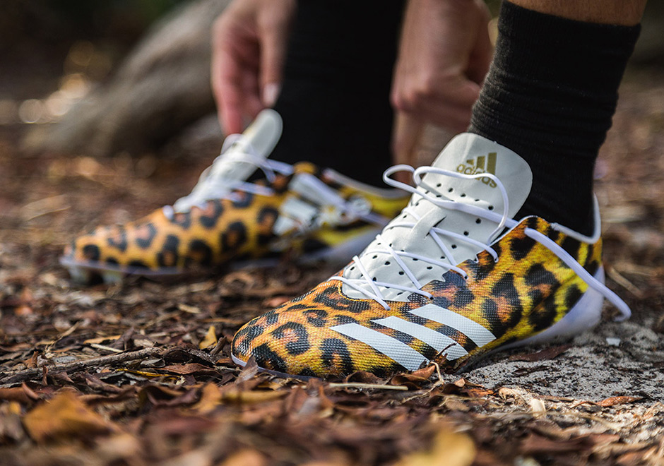 Adidas Uncaged Cheetah Cleats Sneakernews Com