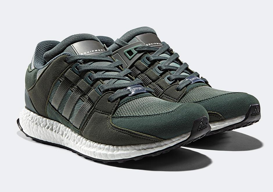 finest selection de651 1e1ff adidas EQT Support Ultra Muted Premium Pack | SneakerNews.com
