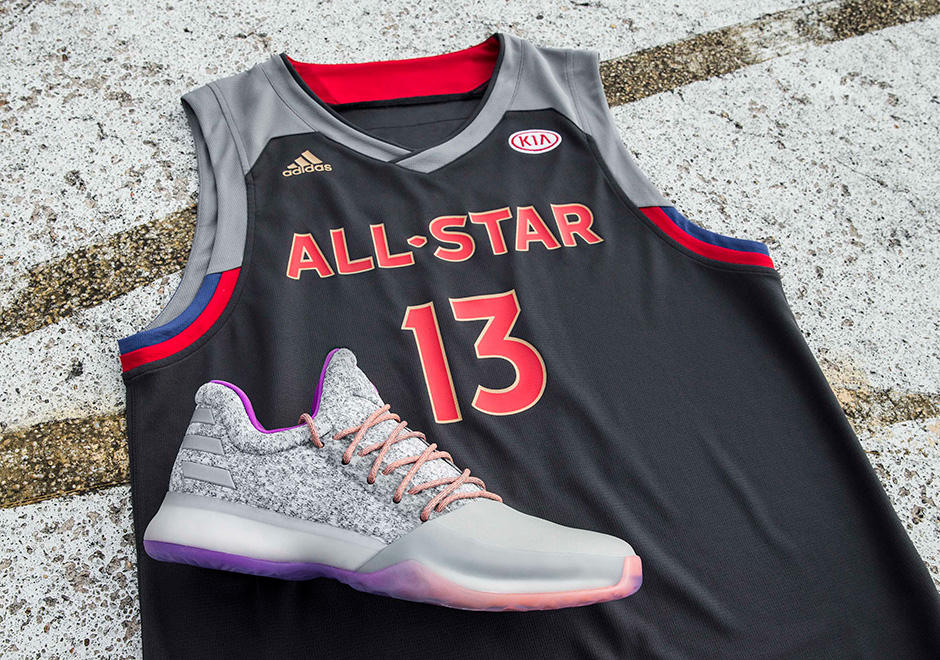 891c07a5f5c6 adidas Harden Vol 1 No Brakes All-Star Release Date