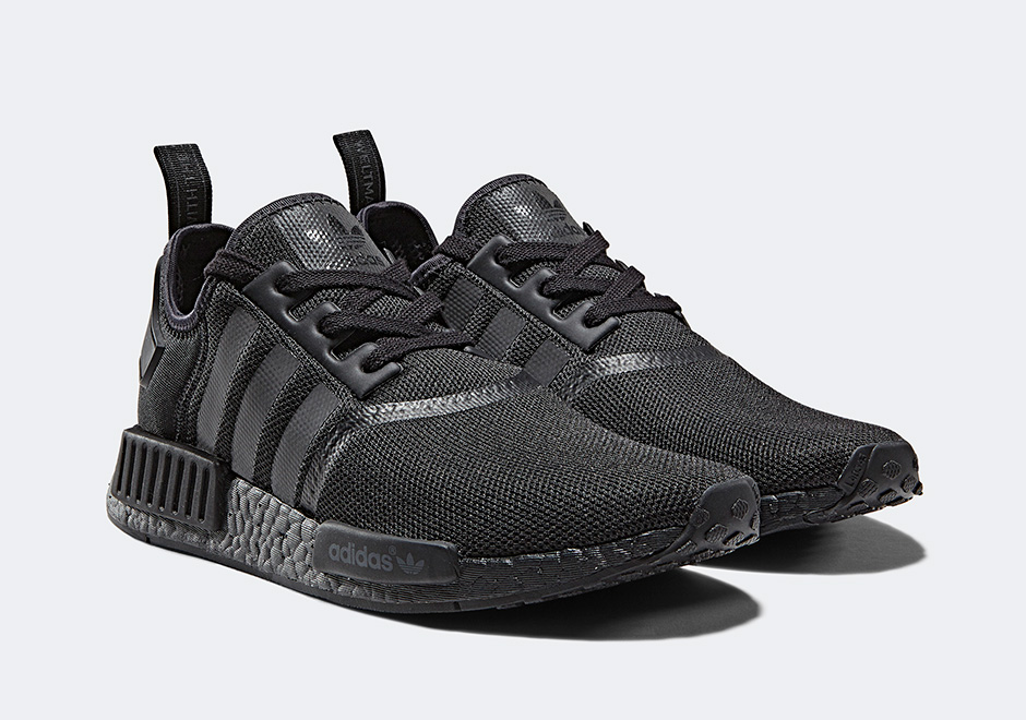 Adidas Nmd Monochrome Pack Release Date Sneakernews Com