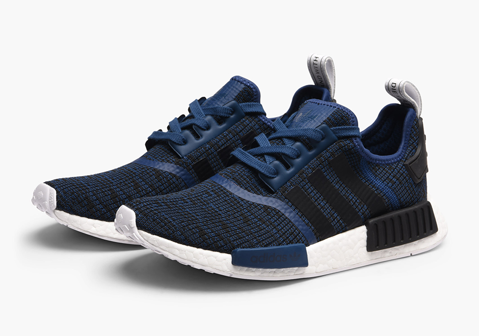 adidas NMD R1 Mystic Blue BY2775 For Sale