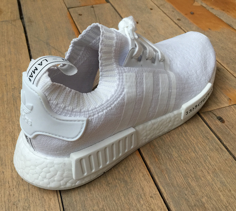 9f140c6595e36 adidas NMD R1 Japan Boost Triple Black Triple White