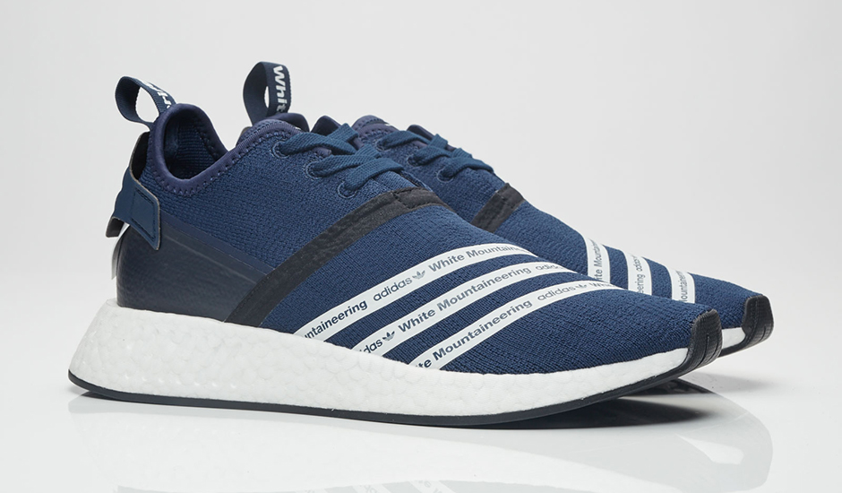 premium selection e787d 2feca White Mountaineering adidas NMD R2 BB2978 Release Date ...