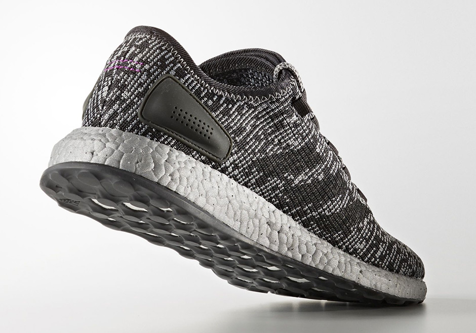 adidas pure boost silver s80701. Black Bedroom Furniture Sets. Home Design Ideas