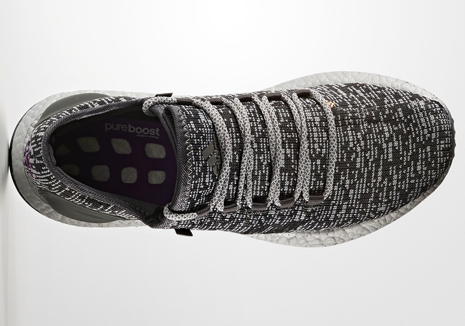 watch a40be b58f9 adidas Pure Boost Silver S80701 | SneakerNews.com