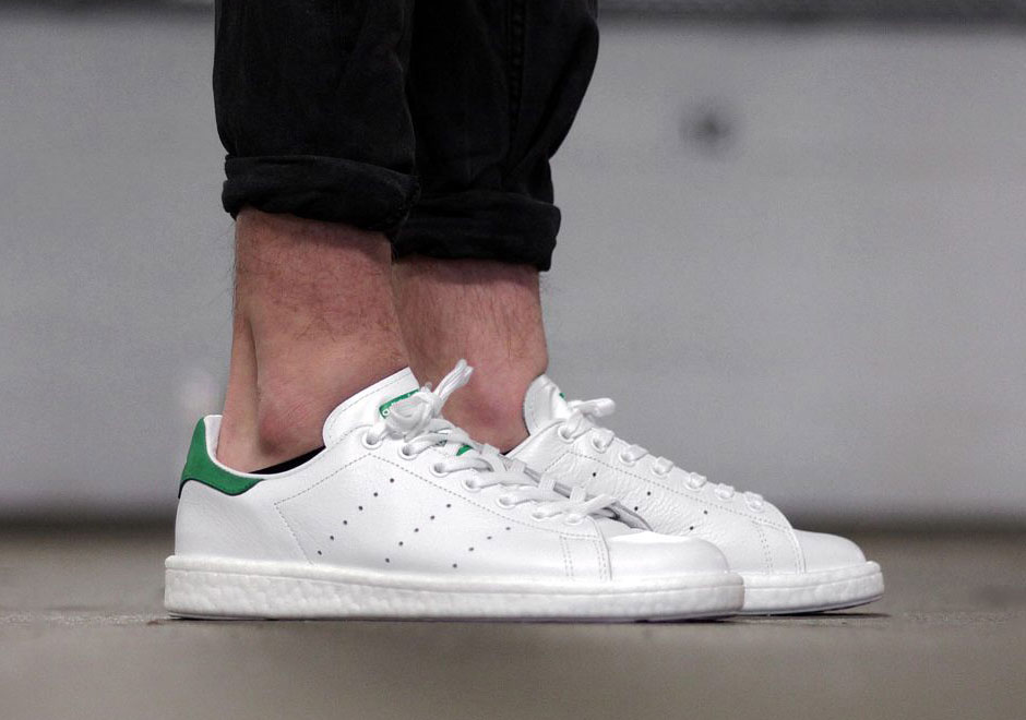 stan smith boost primeknit