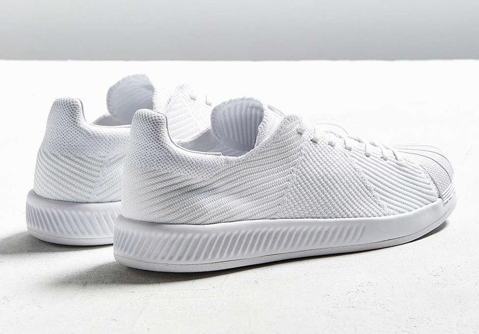 f9a3787712c6 adidas Superstar Bounce Primeknit - Triple White - SneakerNews.com
