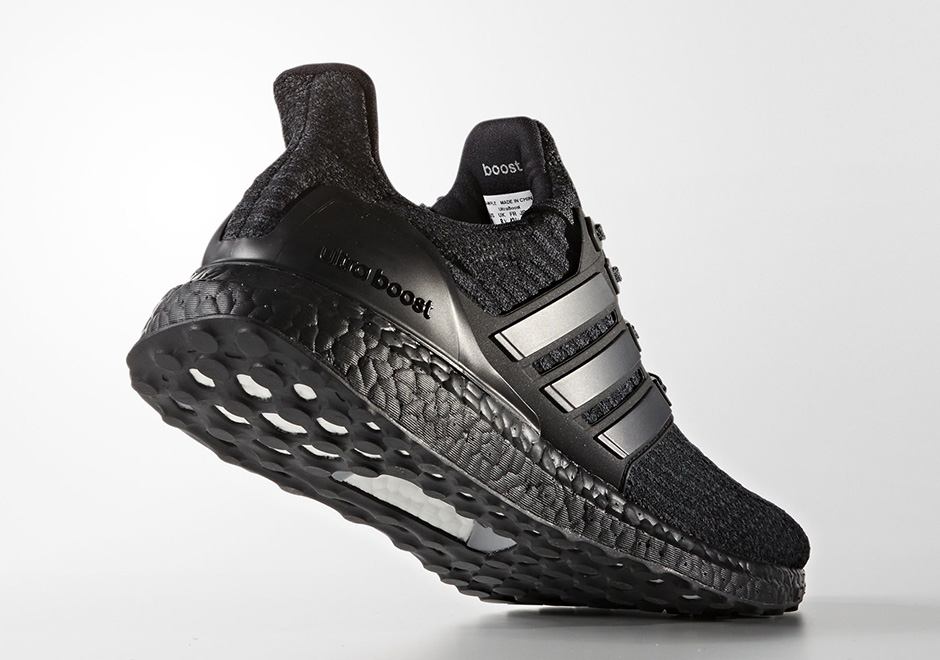 adidas ultra boost black triple