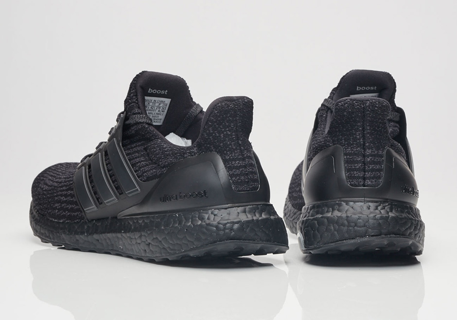 d6d148281 Where To Buy adidas Ultra Boost 3.0 Triple Black