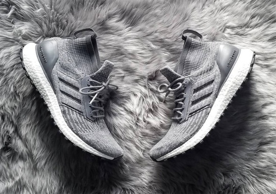 A Detailed Look At The Upcoming adidas Ultra Boost ATR Mid Primeknit
