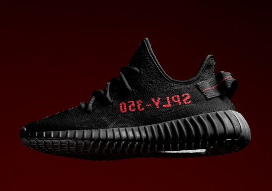 What To Know About Tomorrow's adidas Yeezy Boost 350 v2 Black/Red Release