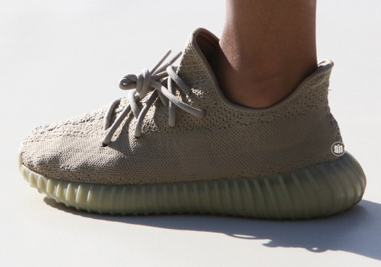 "adidas YEEZY Boost 350 v2 ""Dark Green"" Rumored For Summer 2017 Release"
