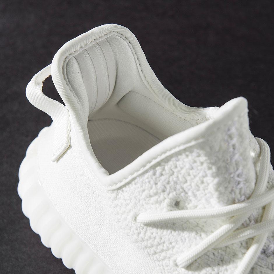 8ba866bd3753e adidas Yeezy Boost 350 v2 Triple White CP9366 BB6373