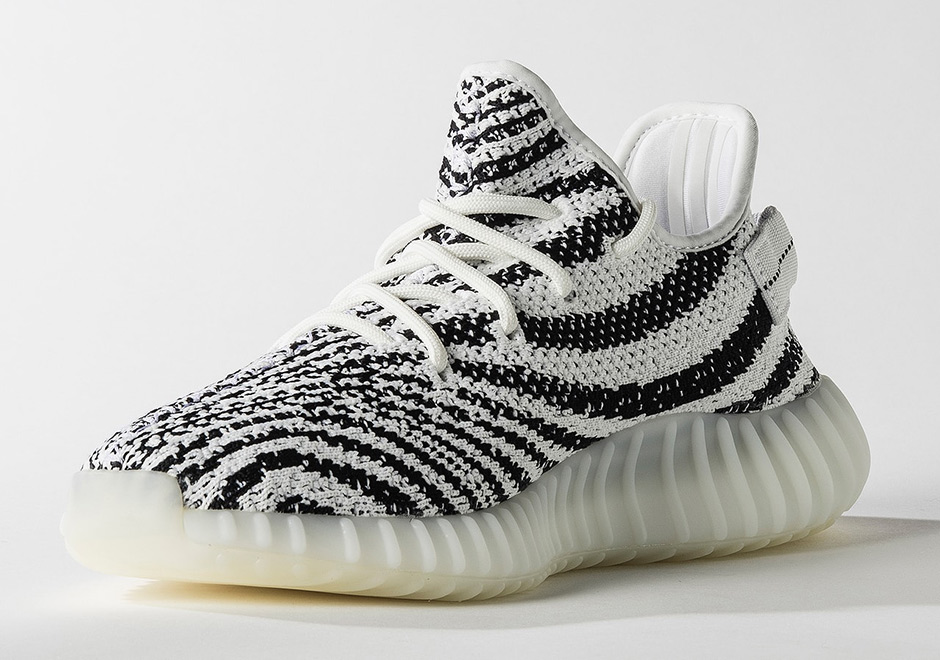 ad4194af381 Yeezy Boost 350 v2 Zebra CP9654 Release Date