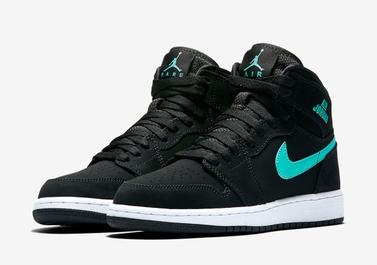 "a345330463b More ""Hyper Jade"" Tones Appear On Air Jordans"