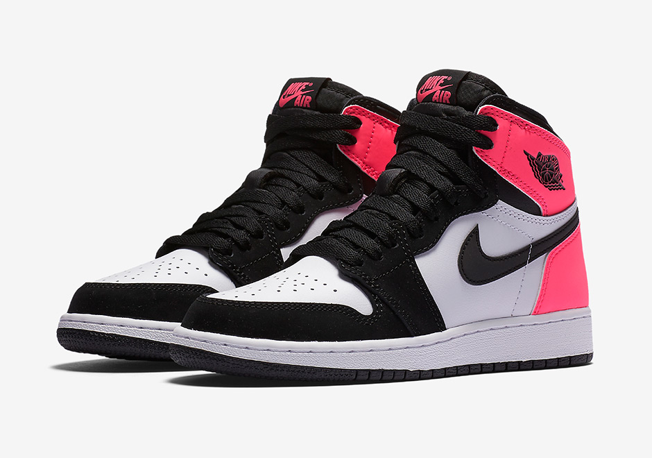 "9fcb374e7 Official Images Of The Air Jordan 1 High ""Valentine s Day"""