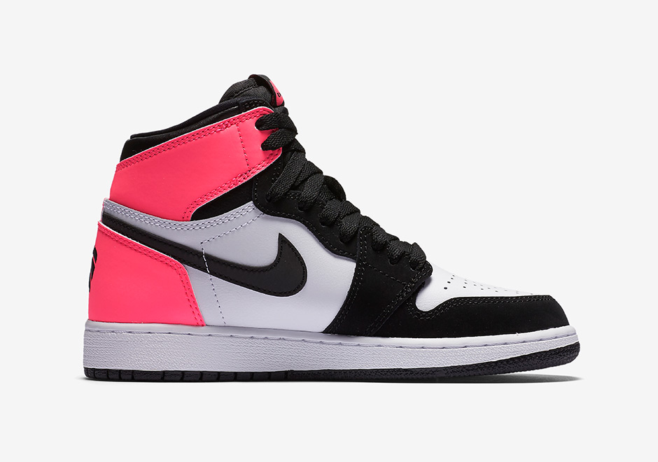 """Official Images Of The Air Jordan 1 High """"Valentine's Day"""""""