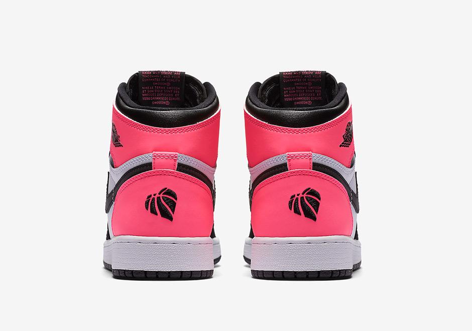 Air Jordan 1 High Valentine s Day Girls  bbed0729ef