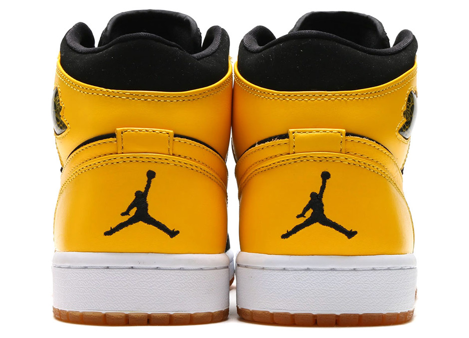 "Jordan Brand Brings Back The Air Jordan 1 Mid ""New Love"" 9d1f1c970"