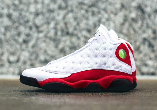 Air Jordan 13 OG White Red 414571-122